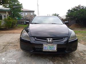 Honda Accord 2005 2.0 Comfort Automatic Black   Cars for sale in Cross River State, Calabar