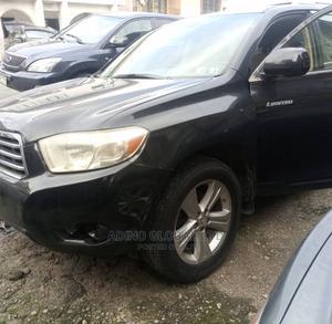 Toyota Highlander 2011 SE Black   Cars for sale in Akwa Ibom State, Uyo