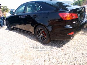 Lexus IS 2007 Black   Cars for sale in Abuja (FCT) State, Gwarinpa