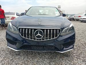 Mercedes-Benz E350 2013 Blue | Cars for sale in Abuja (FCT) State, Gwarinpa