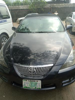 Toyota Solara 2006 3.3 Convertible Black | Cars for sale in Rivers State, Port-Harcourt
