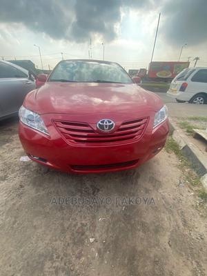 Toyota Camry 2008 Red   Cars for sale in Lagos State, Surulere
