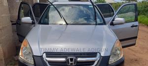 Honda CR-V 2005 Silver   Cars for sale in Ogun State, Ilaro