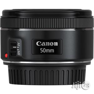 Canon EF 50mm F/1.8 STM Lens   Accessories & Supplies for Electronics for sale in Rivers State, Port-Harcourt