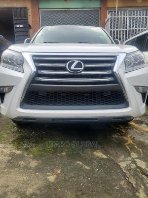 Lexus GX 2017 460 Luxury White | Cars for sale in Lagos State, Ojodu