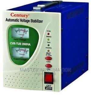 Century Automatic Voltage Stabilizer Cvr-Tub 1500va   Electrical Equipment for sale in Lagos State, Ikeja