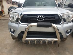Toyota Tacoma 2012 Double Cab V6 Silver   Cars for sale in Lagos State, Ikeja