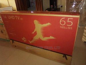 LG 65inches Smart LED Television | TV & DVD Equipment for sale in Lagos State, Apapa