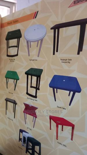 Plastic Tables | Furniture for sale in Lagos State, Ikeja