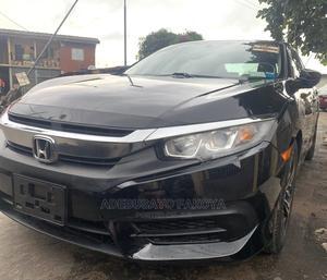 Honda Civic 2016 Black | Cars for sale in Lagos State, Surulere