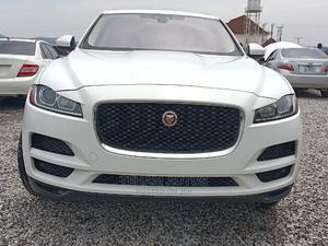 Jaguar F-Pace 2017 35t Prestige White | Cars for sale in Abuja (FCT) State, Gwarinpa