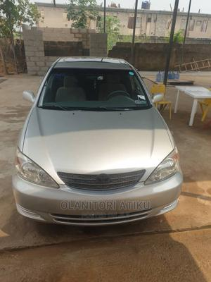 Toyota Camry 2004 Gray | Cars for sale in Lagos State, Ojodu