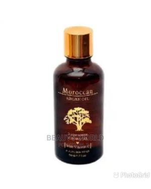 Moroccan Argan Oil With Vit. C - BROWN | Skin Care for sale in Lagos State, Ojo