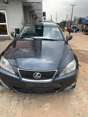 Lexus IS 2008 200 Automatic Gray | Cars for sale in Lagos State, Ikeja
