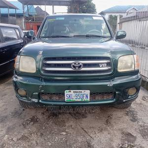 Toyota Sequoia 2002 Green   Cars for sale in Delta State, Warri
