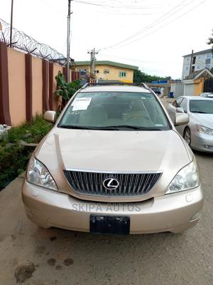 Lexus RX 2007 350 Gold | Cars for sale in Lagos State, Gbagada