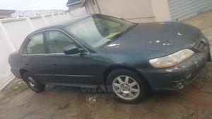 Honda Accord 2000 Coupe Green   Cars for sale in Oyo State, Oluyole