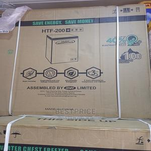 Haier Thermocool Chest/Deep Freezer HTF-203H   Kitchen Appliances for sale in Lagos State, Ikeja