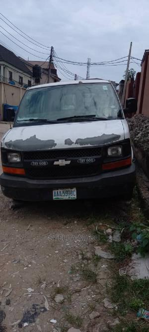 Cheverolet Express 3500 Cargo Bus   Buses & Microbuses for sale in Lagos State, Alimosho