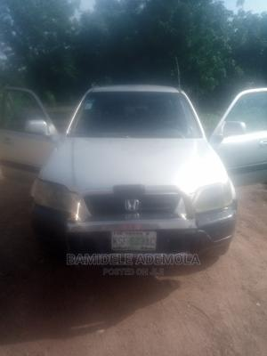 Honda CR-V 2002 2.0i ES Automatic Silver   Cars for sale in Kwara State, Offa