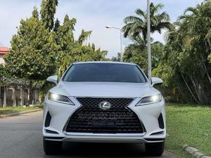 New Lexus RX 2021 350 4WD White   Cars for sale in Abuja (FCT) State, Asokoro