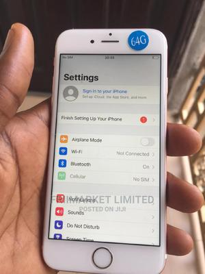 Apple iPhone 6s 64 GB Rose Gold | Mobile Phones for sale in Edo State, Auchi