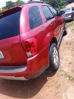 Pontiac Torrent 2009 Base FWD Red | Cars for sale in Abuja (FCT) State, Jabi