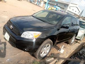 Toyota RAV4 2007 4x4 Black | Cars for sale in Lagos State, Isolo