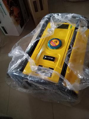 3.5kva Generator Elepaq Sv6800 With 50hz Frequency | Electrical Equipment for sale in Lagos State, Surulere