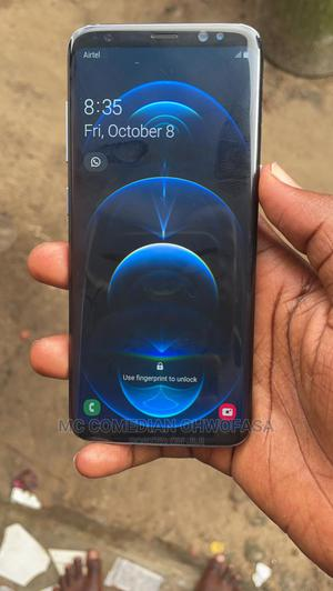 Samsung Galaxy S8 64 GB Blue | Mobile Phones for sale in Delta State, Warri