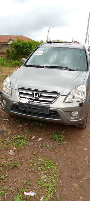 Honda CR-V 2005 200i i-VTEC 4x4 Gray   Cars for sale in Oyo State, Ibadan