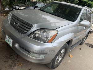 Lexus GX 2007 470 Silver   Cars for sale in Lagos State, Surulere