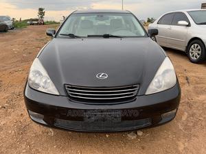 Lexus ES 2004 300 Black | Cars for sale in Abuja (FCT) State, Galadimawa