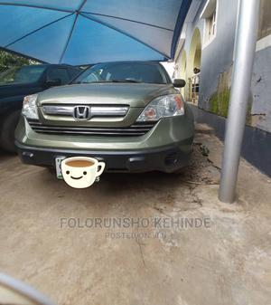 Honda CR-V 2008 2.4 LX 4x4 Automatic Green | Cars for sale in Lagos State, Ikeja