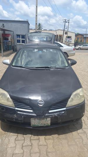 Nissan Primera 2003 Break Automatic Gray | Cars for sale in Ondo State, Okitipupa