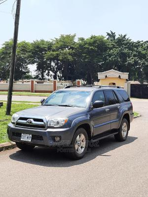 Toyota 4-Runner 2006 Limited 4x4 V6 Gray | Cars for sale in Abuja (FCT) State, Asokoro