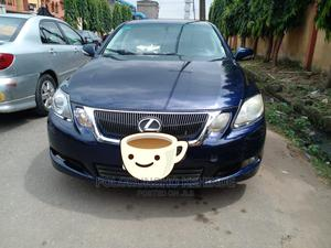 Lexus GS 2010 350 Blue | Cars for sale in Lagos State, Ikeja