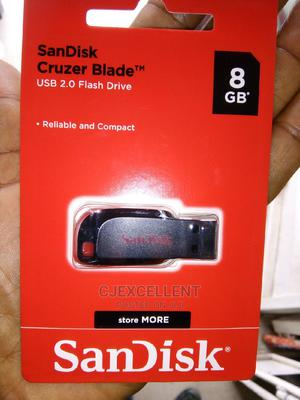 8gb Sandisk Flash Drive   Computer Accessories  for sale in Lagos State, Ikeja