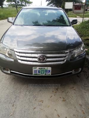 Toyota Avalon 2008 Gray | Cars for sale in Delta State, Warri