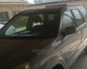 Honda CR-V 2006 LX Automatic Silver | Cars for sale in Lagos State, Ikeja