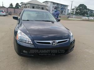Honda Accord 2006 Blue | Cars for sale in Lagos State, Ejigbo