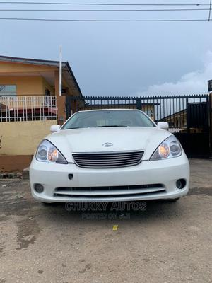 Lexus ES 2005 330 White | Cars for sale in Lagos State, Surulere