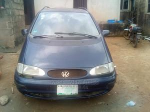 Volkswagen Sharan 2000 Automatic Blue | Cars for sale in Lagos State, Ikotun/Igando