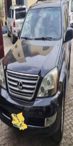 Lexus GX 2005 470 Sport Utility Black | Cars for sale in Lagos State, Ogudu