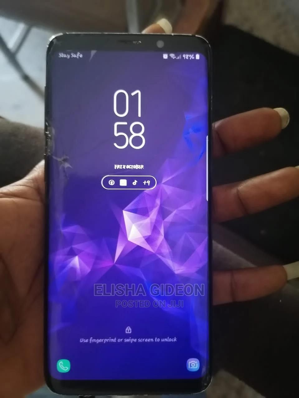 Samsung Galaxy S9 64 GB Black | Mobile Phones for sale in Central Business District, Abuja (FCT) State, Nigeria