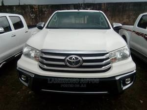 Toyota Hilux 2017 White | Cars for sale in Lagos State, Ogba