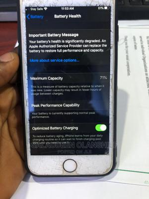 Apple iPhone 7 32 GB Gray   Mobile Phones for sale in Kwara State, Ilorin South