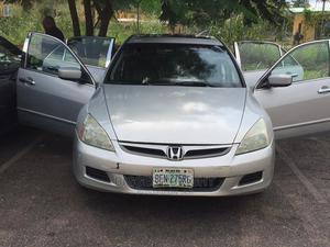 Honda Accord 2007 Silver | Cars for sale in Edo State, Benin City