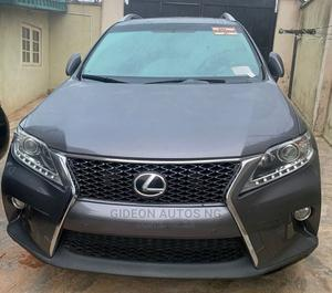Lexus RX 2015 350 F Sport AWD Gray | Cars for sale in Lagos State, Ikeja
