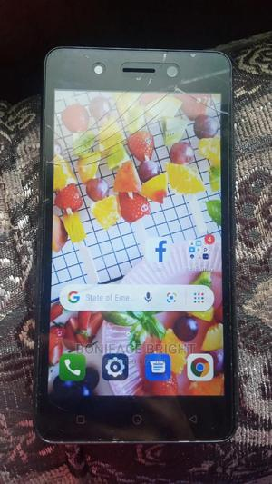 Itel A16 Plus 8 GB Black | Mobile Phones for sale in Lagos State, Abule Egba
